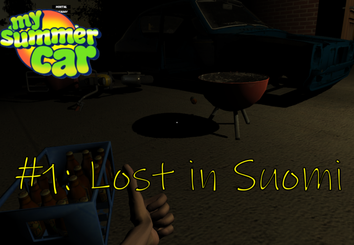 My Summer Car #1: Lost in Suomi