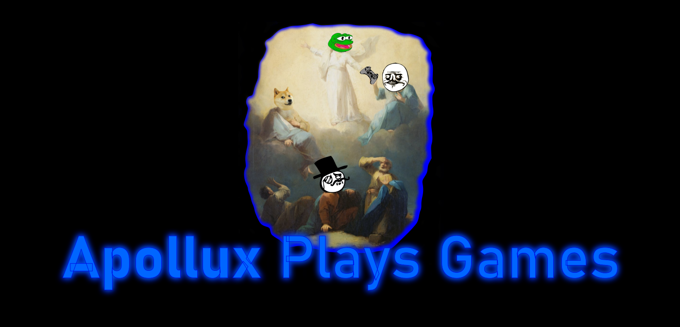 Apollux Plays Games
