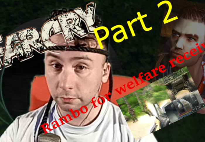 John Rambo for welfare receiver – let's play Far Cry Part 2