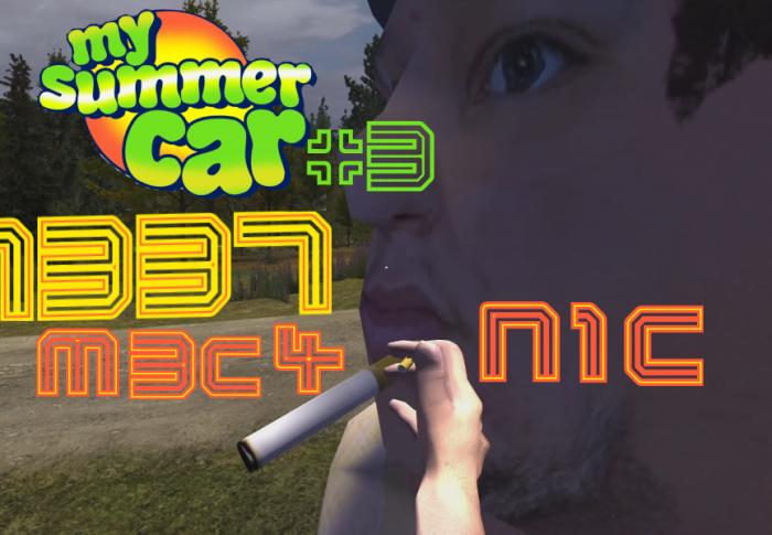 My Summer Car Gameplay #3 – 1337 M3c4n1c
